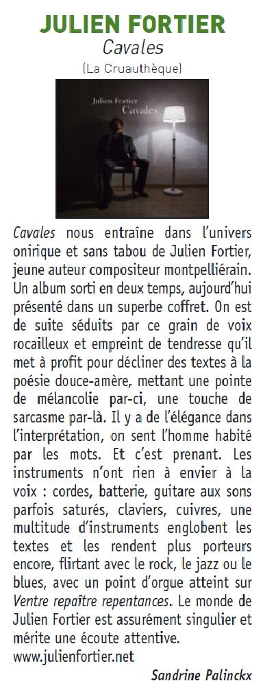 Francofans JulienFortier